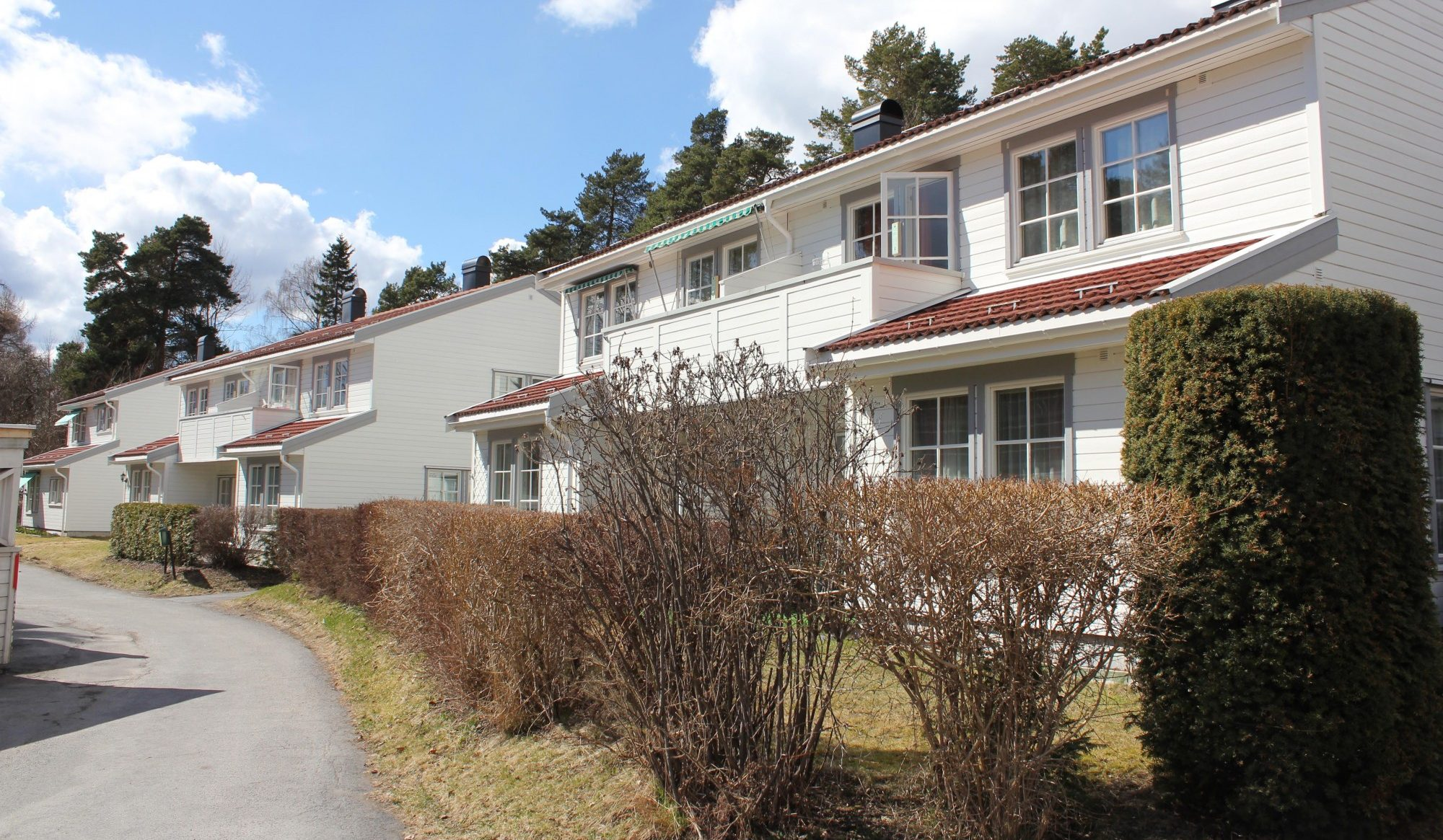 Bygdøy Boligspareklubb for Eldre